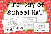 Homeschool: First Day, 100th Day, Last Day