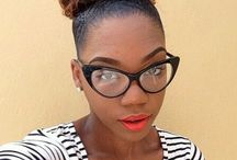 Black african hair