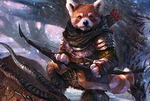 Red panda / So cute