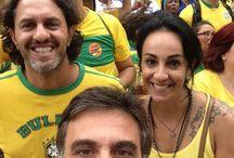 Brazil melhor / Por um Brazil sem corrupção