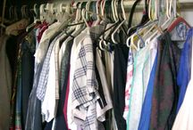 Clothing Swap / Ideas/directions for a Swap and Shop party / by Dolores Bowen