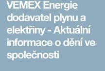 VEMEX Energie a. s. - Aktuální dění