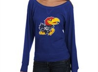 Jayhawk Fanatic / by Suzi DeMuynck Bailey