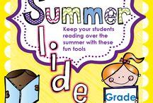 Avoid the Summer Slide / by Multiplication.com