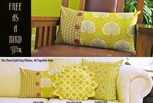 Sewing: Cushions