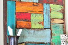 arte con il legno