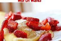 North Wales Pancake Joints / North Walian Pancake Cafes