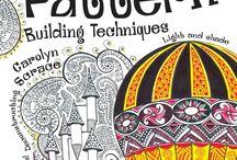 Simple Pattern Doodles / Tweet your best doodle to win a great prize! @JrLibraryGuild, #JLGdoodlecontest