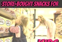 Kids Nutrition / Healthy snacks, meals and recipes for kids to make healthy eating enjoyable and fun.