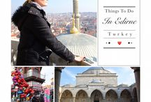 Travel to Turkey / Travel inspiration for those wanting to visit Turkey.