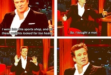 I love Colin Firth
