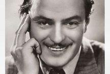 Jávor Pál és más filmszínészek a 20. század elejéről