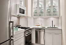 Small Kitchens / by Katrina Sampson
