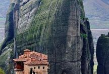 Meteora mapping project