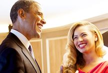 President Obama  is dating Beyonce?