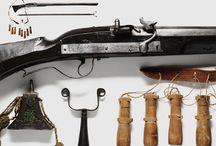 Uzbrojenie XVII w.