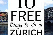 | Travel | Zurich |