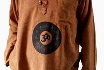 Mens hippie clothing