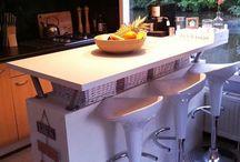 Ikea Kallax Regal Küche