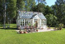 Orangery/ greenhouse