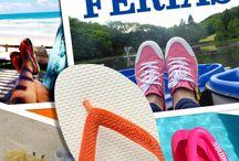 Planos para as férias 2013.