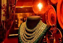 Kundan/Polki/Vilandi Jewellery / Kundan Setting is a unique gem-setting technique originated and widely famous in India