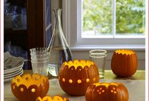 Halloween and Autumn