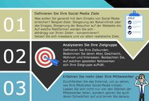 Social Media / Verschiedenes über Social Media Marketing.