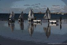 Puerto Madryn, con filtros