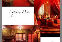 THE RIDER-Opium Den