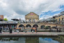 Camden Lock NW1
