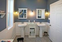 Bathroom / by Tina Peacock