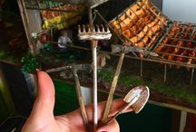 Miniature figures / handmade miniature figures /sculptures