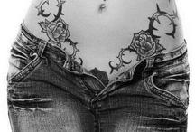 Body art / by 🎀 Claudia Lopez 🎀
