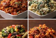 pasta dishes