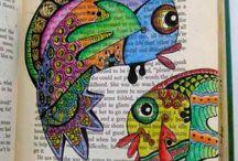 Derwent Inktense akvarell