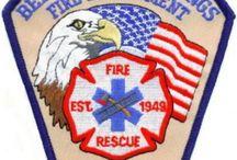 Pompieri - ecusoane alte țari