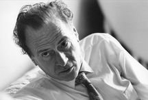 """Marshall McLuhan - """"If it works, it's obsolete."""" / In the """"global village,"""" """"the medium is the message."""""""