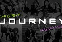 Journey / Check out our latest Journey merchandise selection including Journey t-shirts, posters, gifts, glassware, and more.