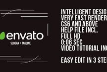 After Effects Templates. Videohive