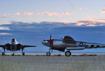 Aircraft / Harci és polgári repülés