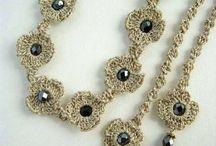 crochet accessories  idea