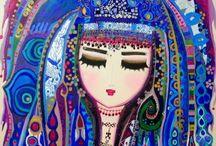 Artist Canan Berber