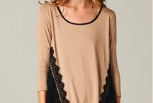 Spring Fashion 2014 / Fun, boho inspired dresses and tops for Spring fashion!