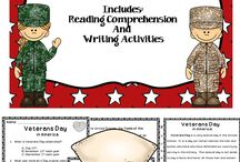 Social studies Veterans Day / by Heather Davidson