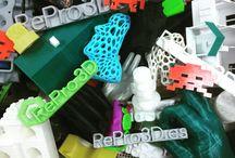 Varios / Fotografías con relación a la impresión 3D.