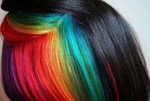Neon Haircolors