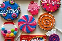 Food Sugar Cookies