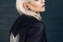 Silber blond