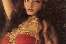 Rekha Old Heroine